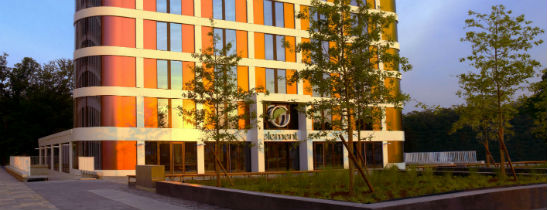 Element Frankfurt Airport Hotel