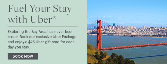 Westin San Francisco Airport Uber Package