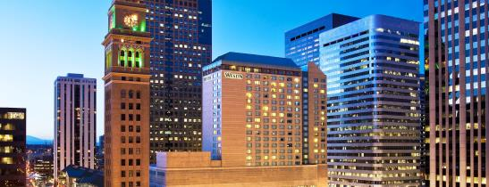 Westin Denver Downtown