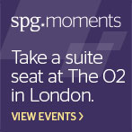 Take a suite seat at The O2 in London