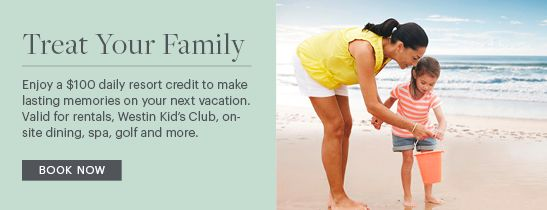 $100 Daily Resort Credit