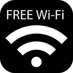Free Wi-Fi inroom with option to upgrade to Premium Wi-Fi