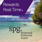 SPG member benefits at The Westin Resort Guam
