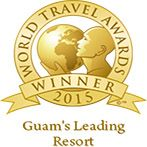 Winner of the 2015 World Travel Awards