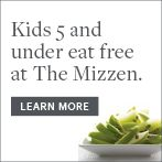 Kids Eat Free at The Mizzen | The Westin Harbour Castle Toronto