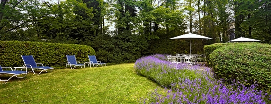 FOUR POINTS BY SHERATON BRUSSELS OFFERS GARDEN