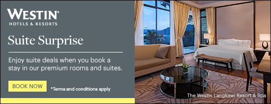 You're in for a Suite Surprise! Book by June 30