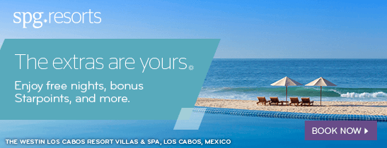 Fourth Night Free, Starpoints and More