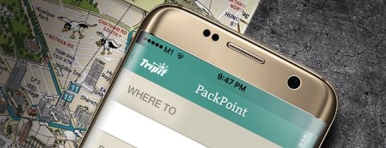 PackPoint: A Travel App That Packs Your Bag