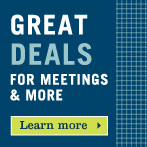 Great Deals for Meeting at Four Points Milan
