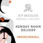 Reserve now and savour a true Sunday Noon delight a the St. Regis Mardavall Mallorca Resort.