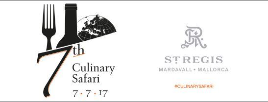 7th edition of the Culinary Safari at the St. Regis Mardavall