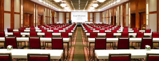 Meeting Offers at Westin Grand Frankfurt