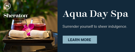 Aqua Day Spa, Level 5 at Sheraton Saigon Hotel & Towers