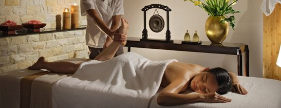 Save more than 20% with Relaxation Package
