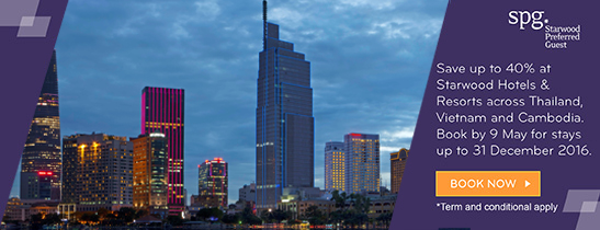The best deals are here - Sheraton Saigon Hotel & Towers - Hotels in Ho Chi Minh City