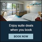 Enjoy daily credit & bonus Starpoints® with every suite stay!