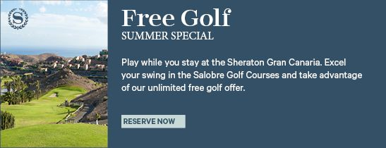 Exclusive golf offer