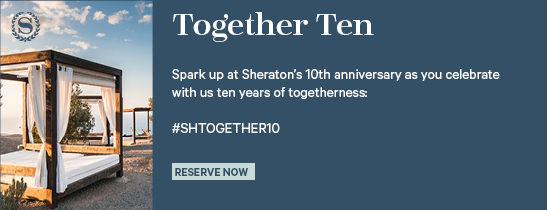 #SHTOGETHERTEN