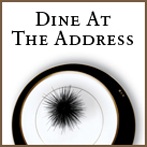 Dine At The Address