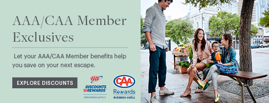 AAA Members save at The Westin Huntsville