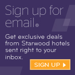SPG Email Sign up