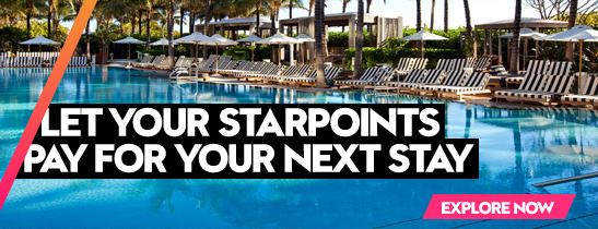 SPG Cash + Points