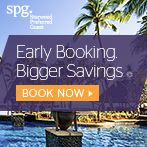 Enjoy more savings when you book early.
