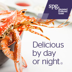 Find out Dining Offer at SPG Restaurant & Bars