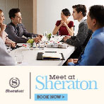 Meeting at Sheraton