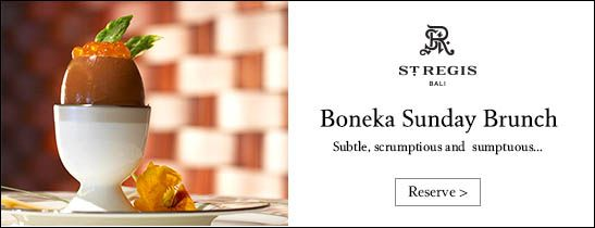Boneka Sunday Brunch