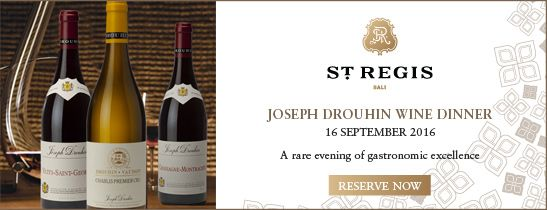 Joseph Drouhin Wine Dinner