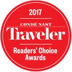 2017 conde nast readers choice