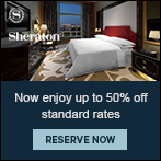 Limited Time Offer up to 50% at Starwood Hotels & Resorts