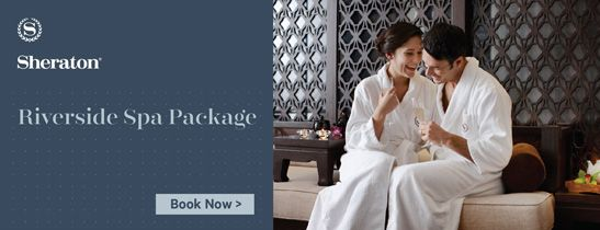 Book your room and enjoy a special treatment at the The Royal Orchid Mandara Spa.