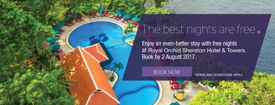 Book 2 Nights Get the 3rd Night Free,  Book 3 Nights Get the 4th Night Free!