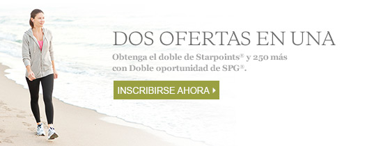 Doble oportunidad de SPG®