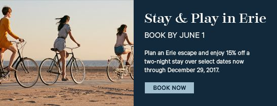 Stay & Play in Erie