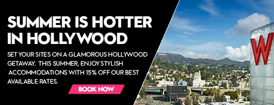 Summer Travel in Hollywood