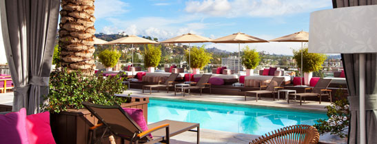 W Hollywood Hotel Offers