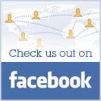 Be our Friend on Facebook
