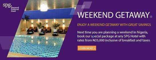 Amazing Weekend Rates in Nigeria