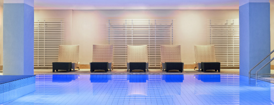 Find relaxation in Emotion Spa - Le Méridien Hamburg