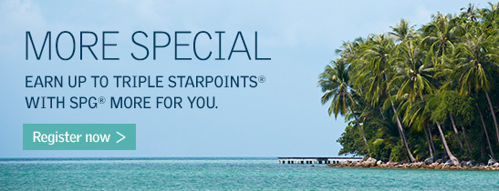 SPG Triple Points Bora Bora