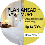 Plan Ahead + Save More - Advance Purchase Room Only