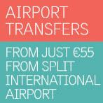 Airport transfers from just €55