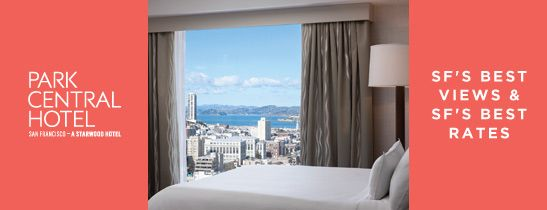 SF's Best Views & SF's Best Rates