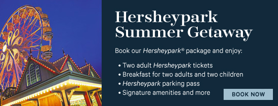 Hershey park hotel offers