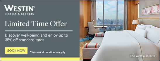 Limited Time Offer! Book by 30 March to save up to 30%