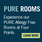 Pure Allergy Friendly Rooms